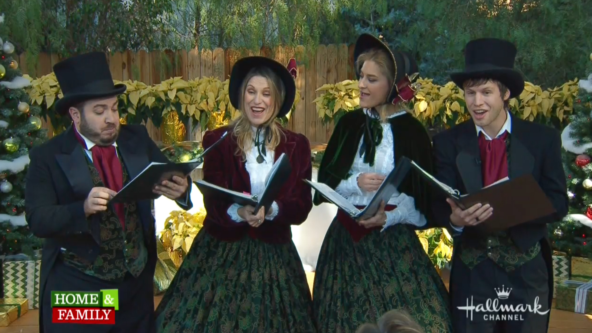Newport Beach Carolers