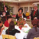 Beverly Hills Robinson Garden