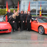 Bel Air Ferraris